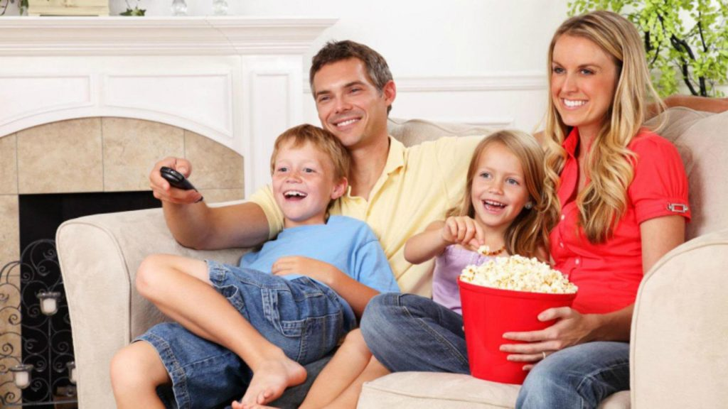 Watch streaming movies